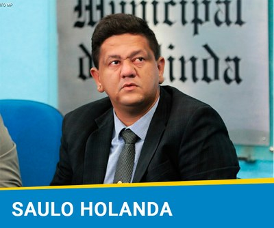 SAULO HOLANDA